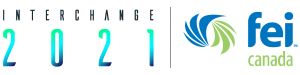 Interchange logo image with fei logo