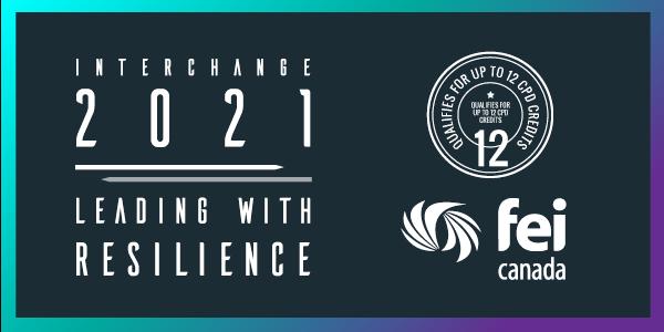 Interchange logo image displaying 12 CPD credit qualification